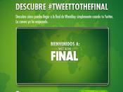 #TweetToTheFinal: Heineken lleva final Champions golpe Tuit