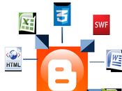 Subir archivos word adjuntos powerpoint blogger