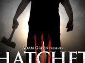 Hatchet primer trailer