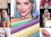 mechas color pastel tendencia verano 2013