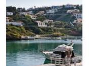 Amarrar puerto Mahón. Menorca