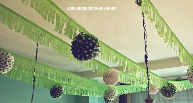 Feria de abril en casa paperblog for Farolillos de decoracion