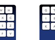 Científicos diseñan teclado para tablets pretenden derrocar QWERTY