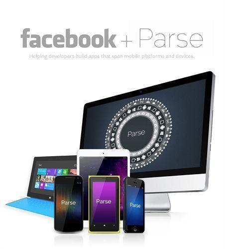 Facebook se hace con la empresa de servicios Parse para mejorar el desarrollo de las aplicaciones