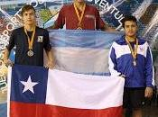 Chile consiguió primeras medallas juegos juventud trasandina