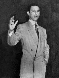 ¿Es Fidel Castro un agente de la CIA?