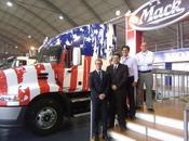 marca americana camiones Mack lanza nuevo camión para flotas: Vision Silver
