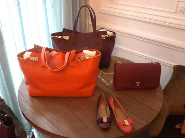 Press day Salvatore Ferragamo