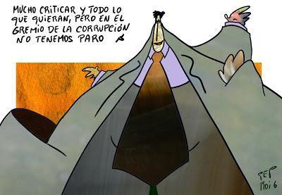 El Cervantes para Caballero Bonald; vallas y palos para los manifestantes.