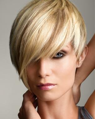 Cortes de pelo para mujer 2013: cabello corto