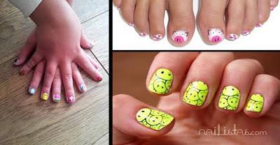 ¡Pinta tus uñas!