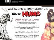 """Presenta NINE SCAFATI """"Días HUMOR"""""""