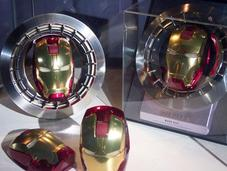 Iron tiene propio ratón
