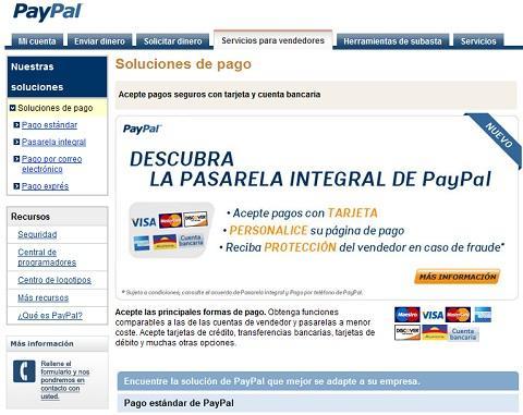 Cómo abrir una cuenta PayPal