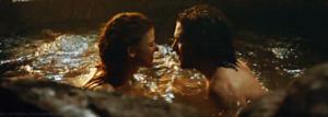 Jon e Ygritte, algo más que amigos en Juego de Tronos