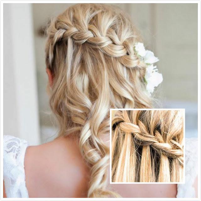 Ideas bonitas para peinados para bodas invitadas pelo largo Imagen De Cortes De Pelo Tendencias - Peinados de novia pelo largo - Paperblog