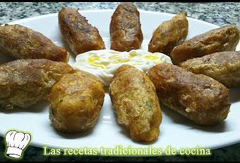 Receta de alb ndigas de bacalao paperblog - Albondigas tradicionales ...