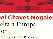 """vuelta Europa avión"""" Manuel Chaves Nogales"""