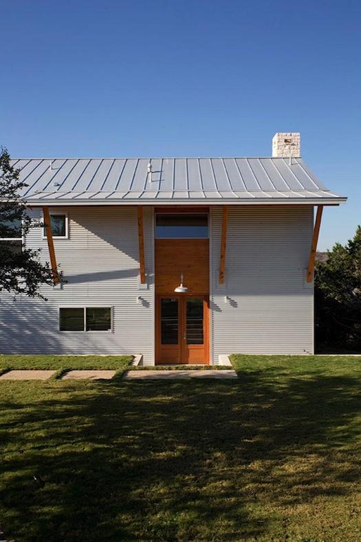 Una casa junto al r o en las afueras de austin tx paperblog for Case con scantinati in texas
