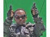 Primeras imágenes Anthony Mackie como Halcón rodaje Capitán América