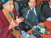 Tribunal declara constitucional Reelección Presidencial Morales
