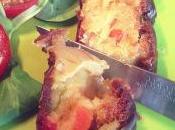 Bizcocho vegetales (queique vegetales)