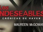 indeseables, Maureen McGowan