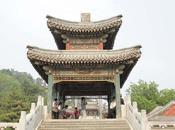 durante visita Palacio Verano Beijing