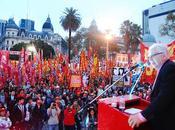 'Vamos conciencia política nuestra clase obrera'