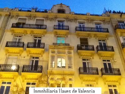ALQUILO PLANTA BAJA/ PISO ENSANCHE VALENCIA 46005- 1ª parte