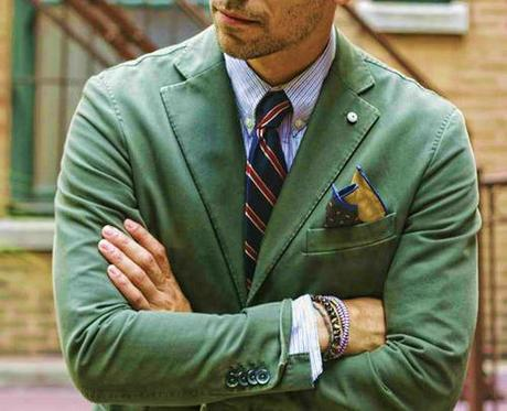 Pulseras masculinas, el accesorio perfecto para este verano 2013
