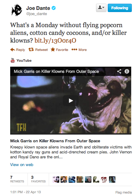 15 cineastas alternativos a seguir en Twitter