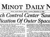 Extraterrestres interfirieron sistemas armas nucleares guerra fría