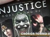 Crónica Torneo Injustice Gods Among Madrid