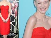 """Carey Mulligan, Lanvin, estreno Gran Gatsby"""" Nueva York"""