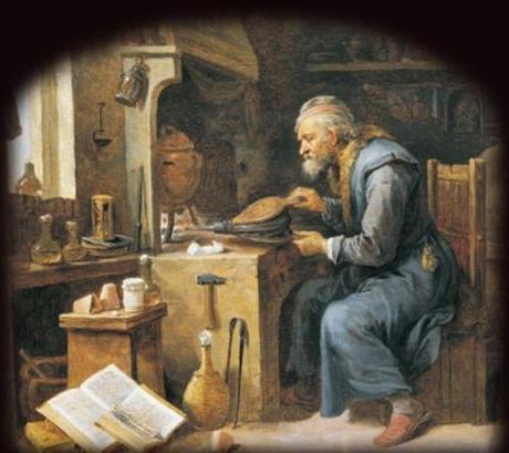 La alquimia y la ilustración