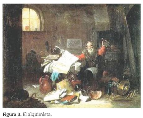 La alquimia y los venenos