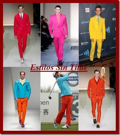 cats thumb2 Pantalones de color para hombre, Primavera Verano 2013