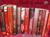 Escala colores libros hermanados color