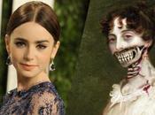 """Lily Collins platicas para protagonizar adaptación cine """"Orgullo prejuicio zombies"""""""