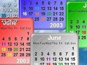 Calendarios animados para Blogger medio fácil ofrecer usuario orientación!