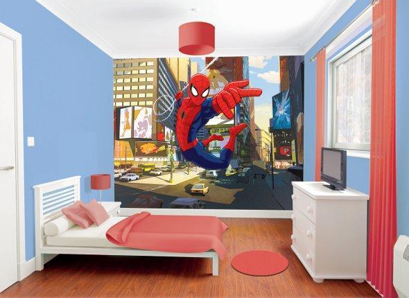 Decorar paredes de habitaci n infantil con stickers for Amazon decoracion pared