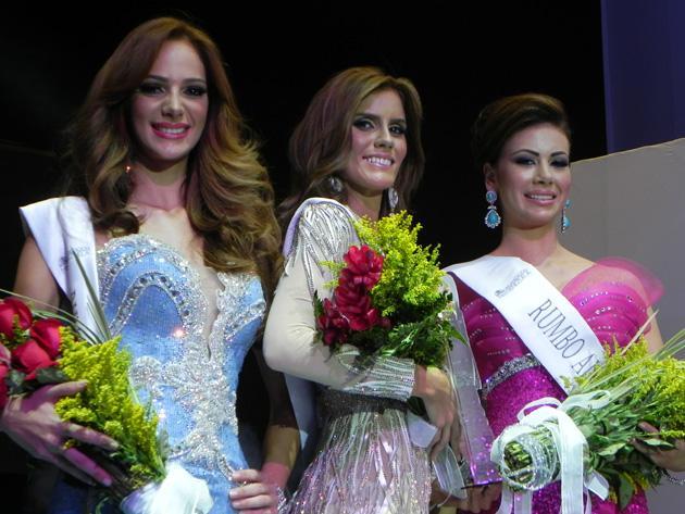 Conozca las tres primeras aspirantes a convertirse en Miss Venezuela 2013