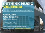 Rethink Music Valencia. Keynotes (II).