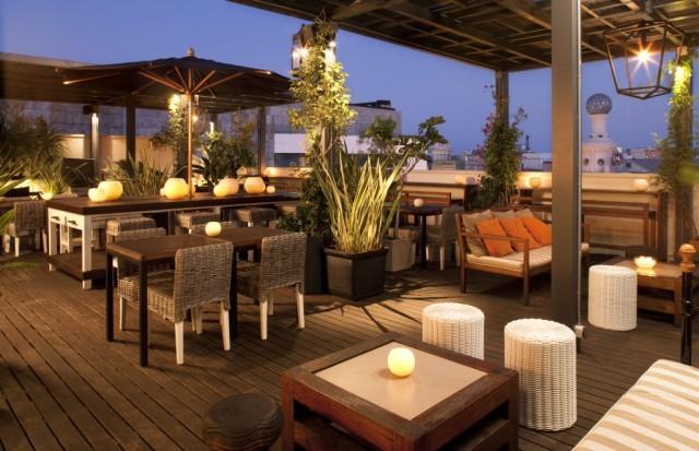 Empieza la temporada de las terrazas de los hoteles de - Terrazas hoteles barcelona ...