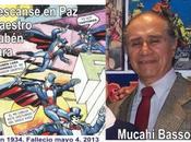 Luto historieta fallece creador gráfico Fantomas Ruben Lara