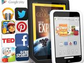 tablets Nooks, ahora todas apps Android