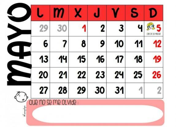 Calendarios hechos a mano para apuntarlo todo