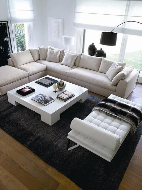 Claves para elegir el sofá del salón
