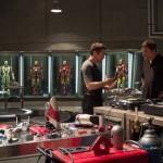 Rodaje de Iron Man 3